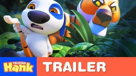 My Talking Hank - Official Launch Trailer