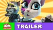 Talking Tom and Friends - Fun, Romance and Trouble (Trailer)