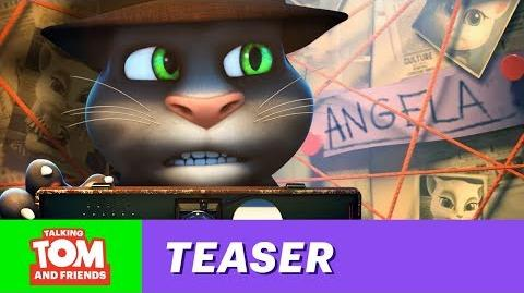 Talking Tom and Friends - Season 4 (Teaser)