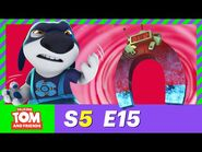 PREMIERE! The Incredible Super-Fan - Talking Tom and Friends - Season 5 Episode 15