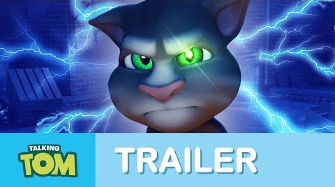 Talking Tom Cat - The Legend is Back (Official Trailer)