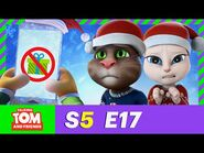 PREMIERE! Santa's Phone - Talking Tom and Friends - Season 5 Episode 17
