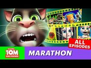 🔥 ALL EPISODES - Season 3 of Talking Tom and Friends (4-37 Hour Binge)