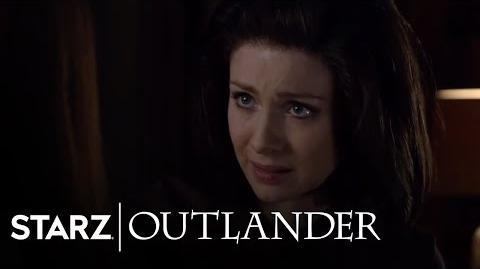 Outlander Season 3, Episode 5 Clip I Want You to Go STARZ