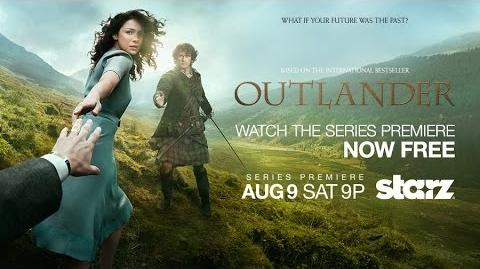 Outlander Season One Series Premiere - TV-MA STARZ