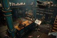 Master Raymond Apothecary Behind the Scenes