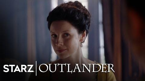 Outlander Friends, Foes & Frenemies STARZ