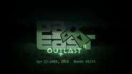Outlast 2 PAX East Promo