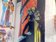 Gene Sketch (Mike Mignola)