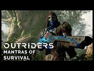Outriders- Mantras of Survival -PEGI-