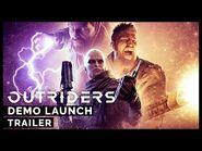 Outriders- Demo Launch Trailer -PEGI-