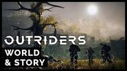 Outriders - World and Story