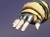Altered Reaper's Bracers