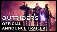 Outriders - Official Announce Trailer E3 2019