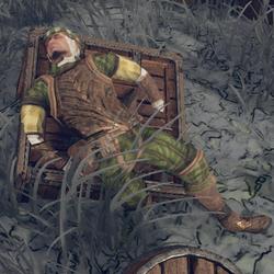 Adventurer's Corpse