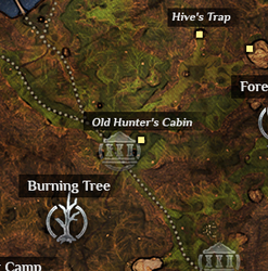 Old Hunters Cabin map.png