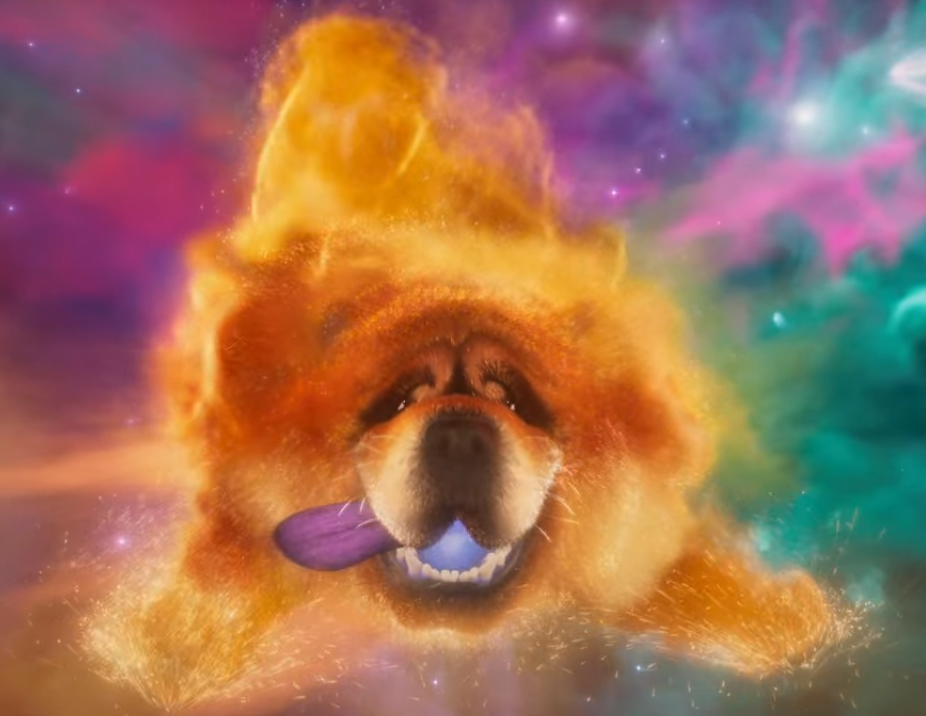 Space Dog | Over the Moon Wiki | Fandom