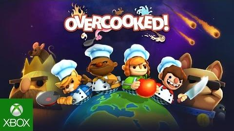 Overcooked Launch Trailer