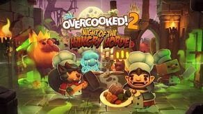 Overcooked! 2 - Night Of The Hangry Horde Launch Trailer