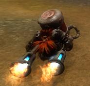 Flamer Dwarf