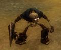 Undead Swordsman really damaged
