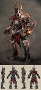 Lord Gromgard Armor