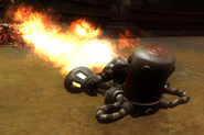 Flamer Dwarf back