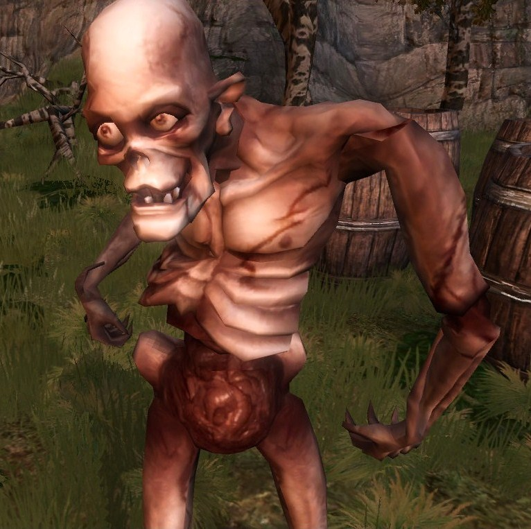 Succubus Zombie