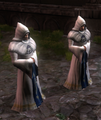 White Priest Mumblers