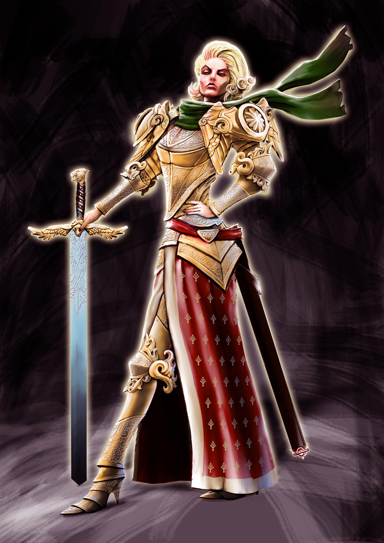 Lady Clarrisa the Vigorous