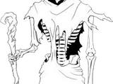 Скелет-маг