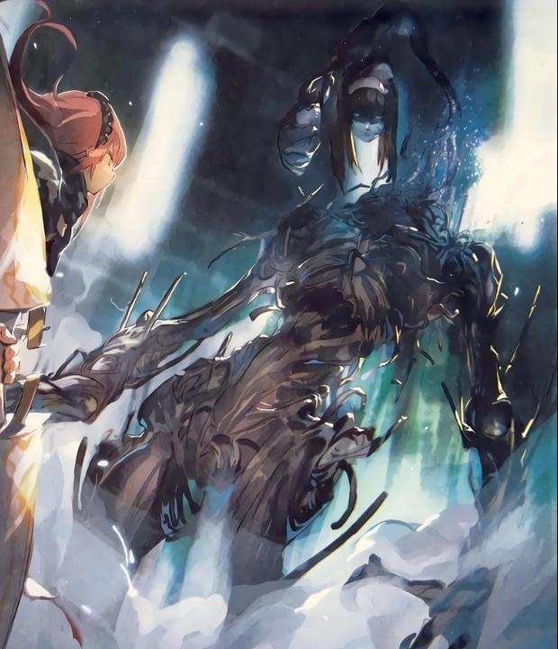 Высохший демон-древо