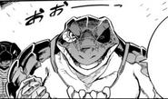 Head Warrior of Green Claw Manga 02