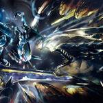 Cocytus vs Lizardman Heroes.jpg