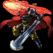 Momon Crimson Spear (Mass for the Dead)