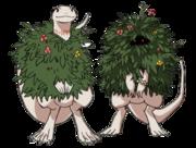 Crusch Plant Monster Databook
