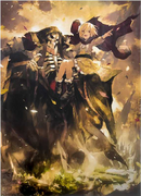 Overlord Bonus Volume Raw Cover