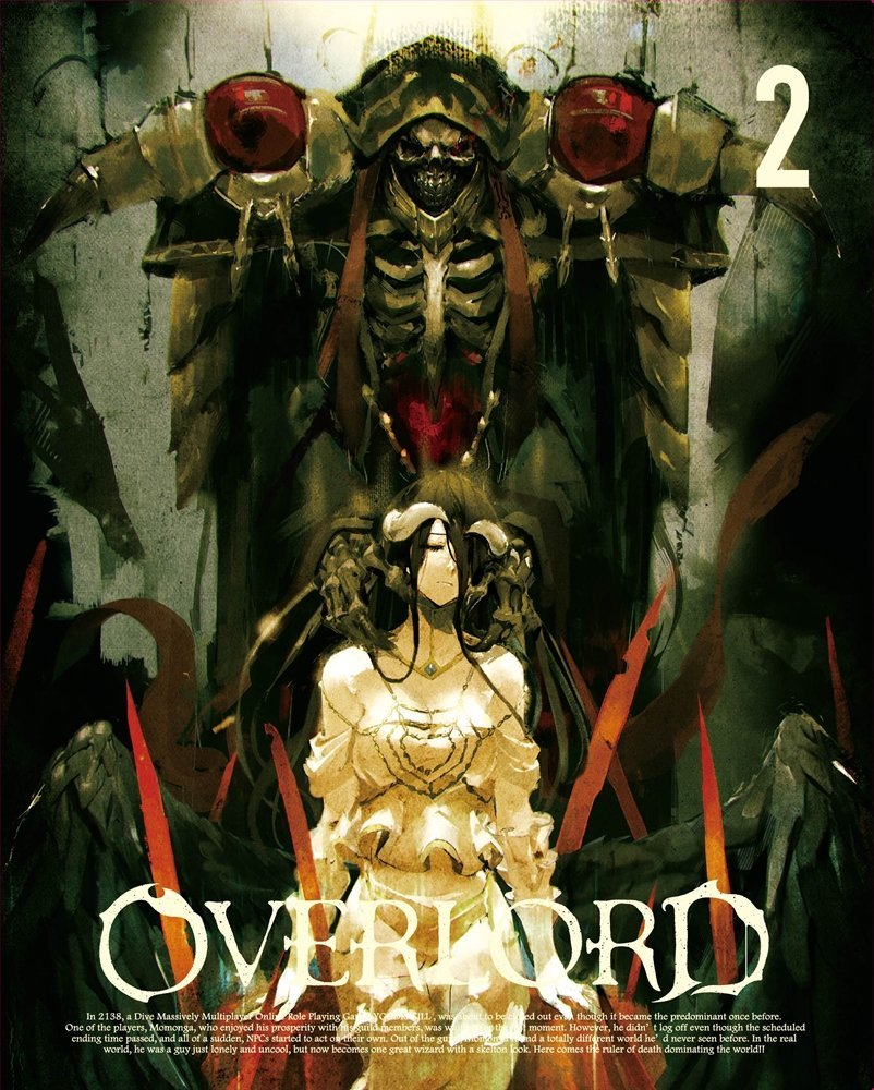 Overlord Blu-ray 02 Special