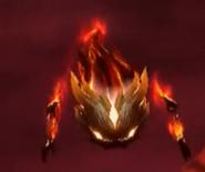 Fire Elemental (Mass for the Dead)