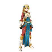 Lakyus (Blue Roses Leader)