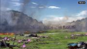 Battlefield Against Chaos Beasts 02