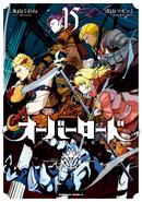 Overlord Manga Volume 15