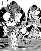 Zaryusu & Shasuryu Manga