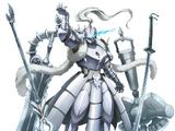 Platinum Dragon Lord's Armor