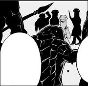 Chief of Red Eye Manga 002