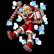 Aura (Dark Elf Santa)