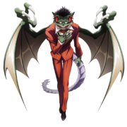 Demiurge (Semi-Devil Form)