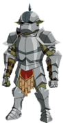 Goblin Heavy Infantry Anime Profile