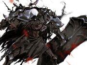 Death Knight drawn by So-Bin