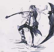 Zesshi Zetsumei in combat